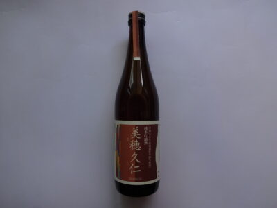 美穂久仁<br/>Mihokuni 720ml 16%vol.