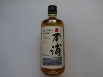 衣浦 ウィスキー<br/>Kinuura Whisky 500ml 43%vol.